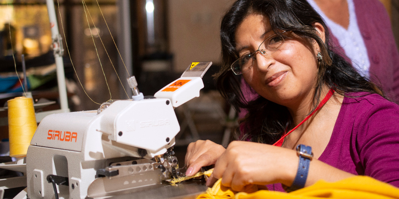 Lizett Caballero, mujer emprendedora